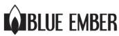 Fiesta Blue Ember