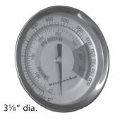 """3-1/8"""" diameter Heat Indicator"""