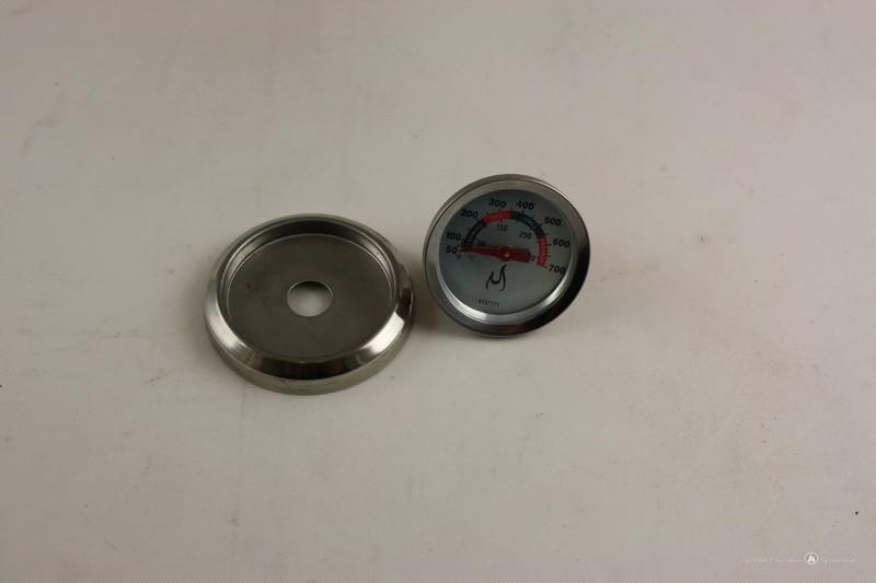 80009952 Char-broil Temperature Gauge w/Bezel