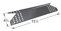 """15-1/4"""" x 4-3/4"""" Nexgrill Porc. Steel Heat Plate"""
