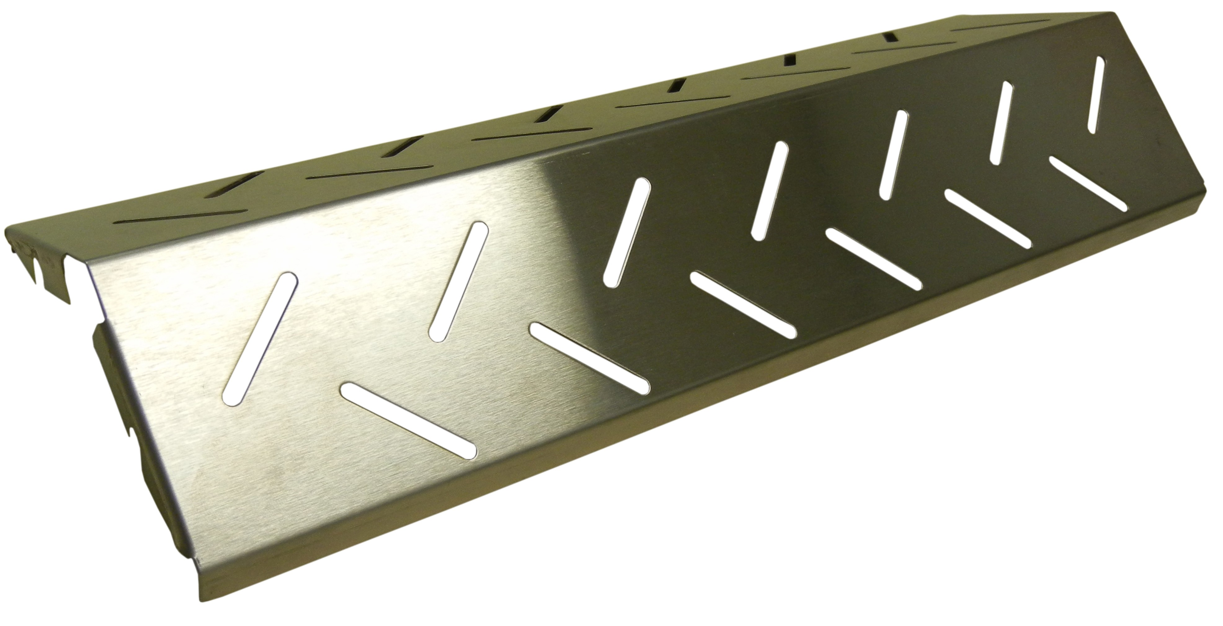 """14-1/4"""" X 4-3/4"""" Stainless Steel Heat Plate"""