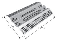 """15-7/16"""" X 10-5/8"""" Stainless Steel Heat Plate"""