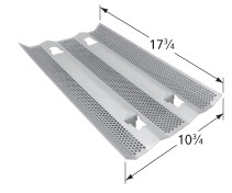 """17-3/4"""" X 10-3/4"""" S/S  Heat Plate for Fire Magic"""