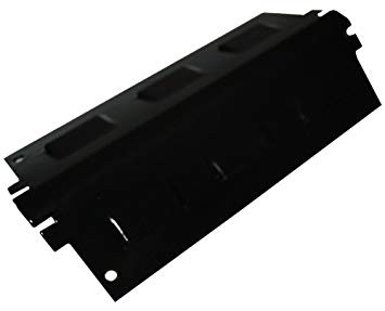 "11-3/4"" X 5-5/8"" Porcelain Coated Steel Heat Plate"