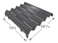 "13-1/8 x 10-11/16"" Porcelain Steel Heat Plate"