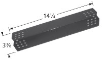 """14-1/4"""" x 3-3/8"""" Stainless Steel Heat Plate"""