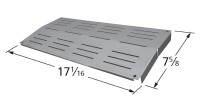 "17-1/16"" X 7-5/8"" Stainless Steel Heat Plate 97441"