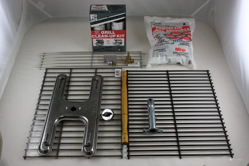 Charmglow Rebuild Kit (no post) for AMK Nat Gas