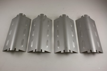 "11-3/4 x 5-5/8"" CBHP1 (4pk) S.S Heat Plate"