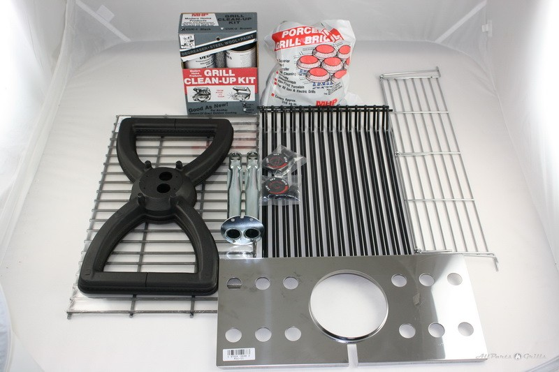 Broilmaster REBUILD KIT-cast,no post assy or valve