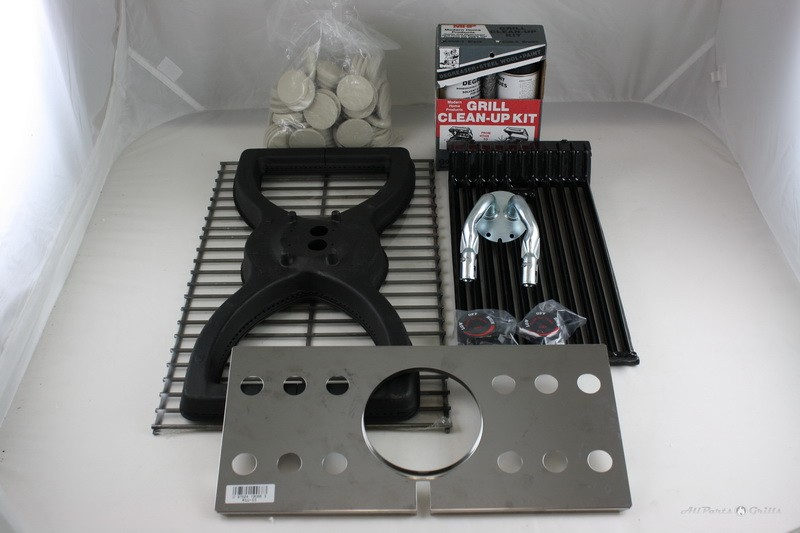Broilmaster Orig. REBUILD KIT Cast -no post, valve