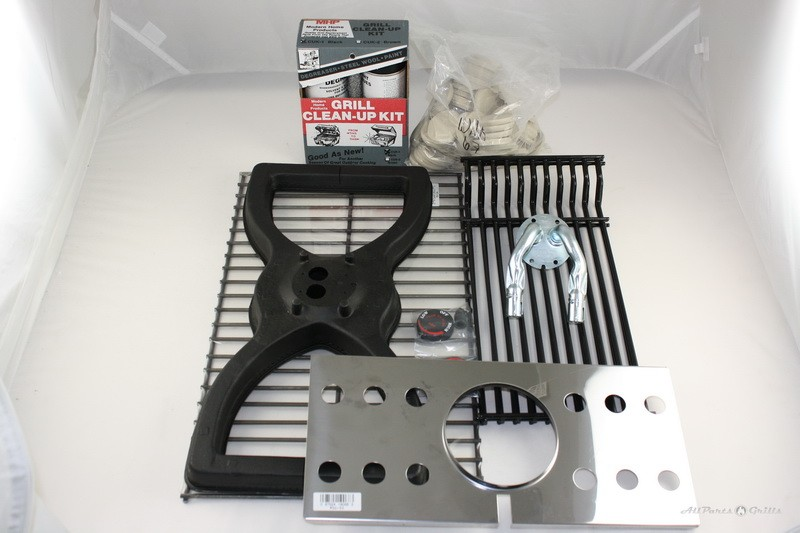 Broilmaster REBUILD KIT Cast -no post assy & valve