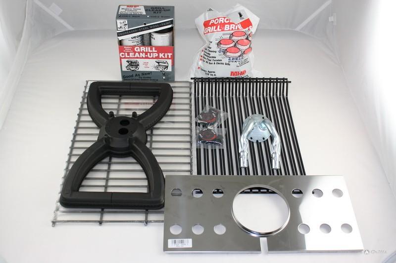 Broilmaster REBUILD KIT Cast - no post assy, valve