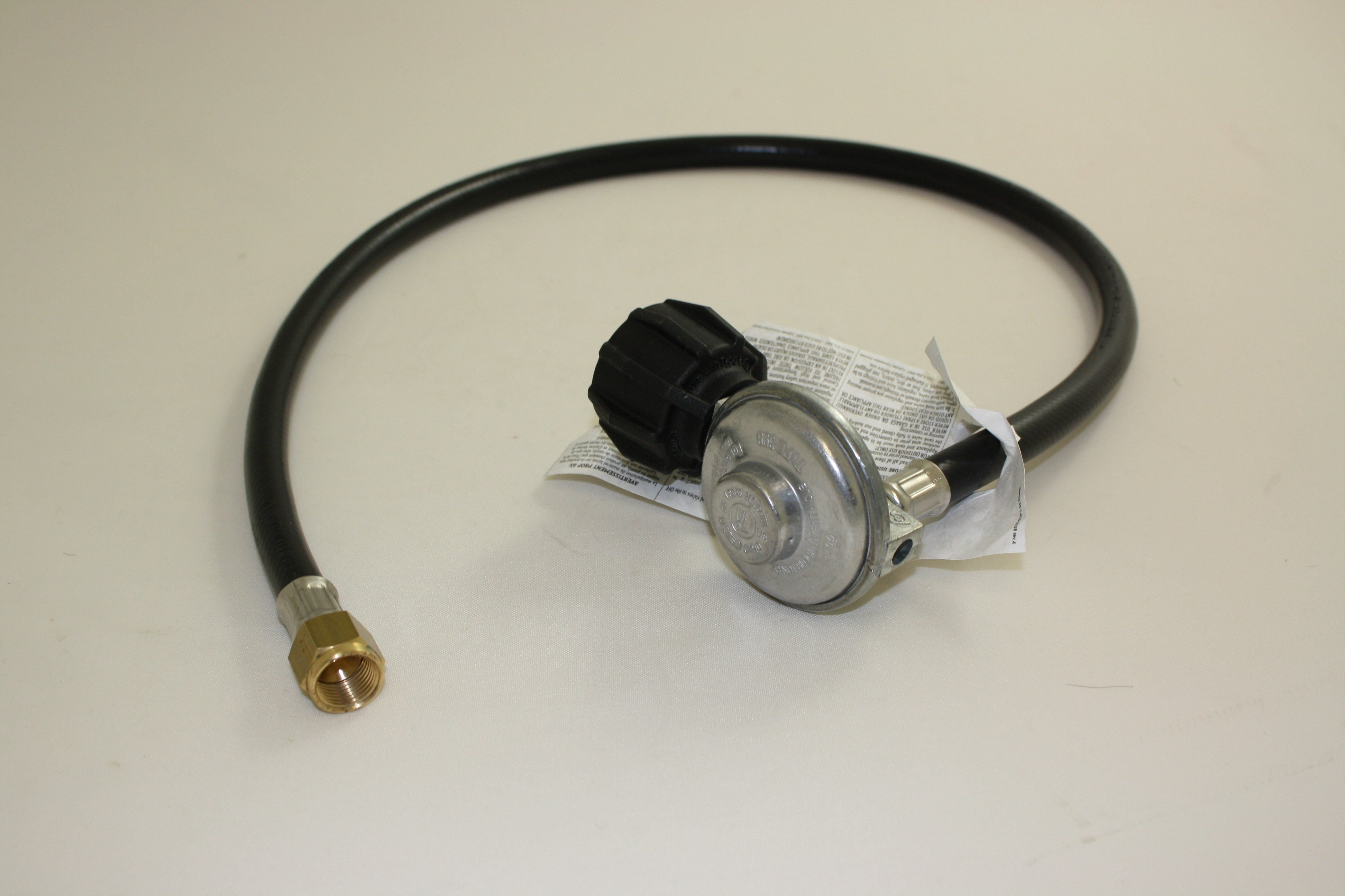 "16"" Hose and Regulator fits Spirit E-210 LP"