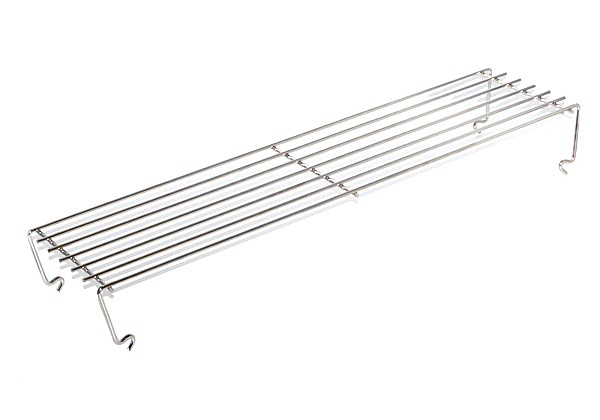 "6"" X 21-1/2"" Universal Chrome Warming Rack"