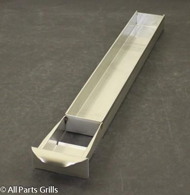 Stainless Steel Smoker Wood Chip Tray - Viking smoker