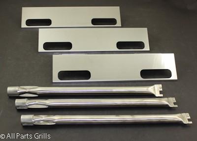 "18"" X 1"" Ducane (3pc) Burners & Heat Plates Repair Kit"