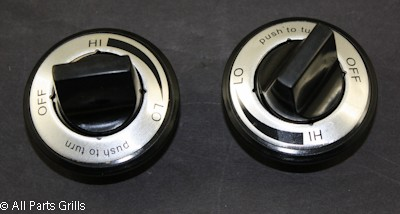 Universal Gas Grill and Appliance Knob