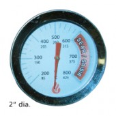 "2"" Diameter Heat Indicator"