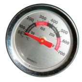 "3/16"" Round Heat Indicator Tempurature Gauge"
