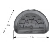 00473 Char-broil G516-0008-W1 Temperature Gauge