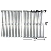 "16-1/4"" x 24-1/4"" (2pc) Stainless Steel Cook Grids"