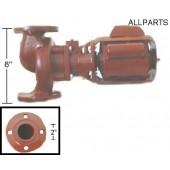 2 NFI Bell and Gossett Circulator Pump