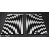 "16"" X 11-1/2"" Stainless Steel Cooking Grid Rod"
