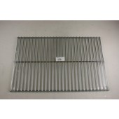 "13-3/4"" x 21"" Chrome Steel Wire Cook Grid"