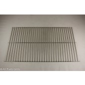 "14"" x 24-3/8"" Chrome Steel Wire Cooking Grid"