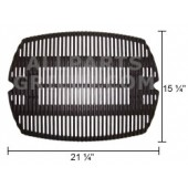 Weber Cast Iron Cook Grid for Q200 & Q220 grills