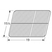 "15-3/8 X 19"" Porc Steel Cook Grid"