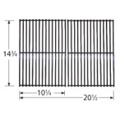 "14-3/4"" X 20-1/2"" Porcelain Coated Steel Wire Cooking Grid"