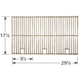 "17-1/8"" X 29-5/8"" Stainless Steel Clad Wire Cooking Grid"