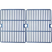 "17-3/8"" X 26-1/4"" Matte Cast Iron Cooking Grid"