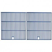 "17-3/16"" X 31"" Matte Cast Iron Cooking Grid"