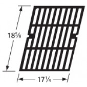 "18-5/8"" X 17-1/4"" Matte Cast Iron Cooking Grid"