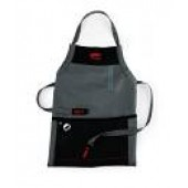 Weber Cotton Apron with Bottle Opener