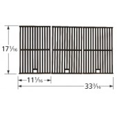 "17-1/16"" X 33-3/16"" Porcelain Coated Cast Iron Cooking Grid 66173"