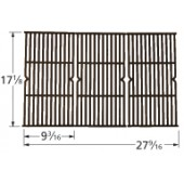"17-1/8"" X 27-9/16"" Porcelain Coated Cast Iron Cooking Grid Set 68563"