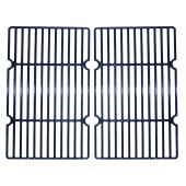 "17-3/4"" X 22-1/8"" Gloss Cast Iron Cooking Grid"