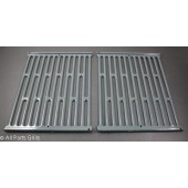 "15"" X 11-1/4"" (2pc) Spirit E210 Porcelain Cook Grates"