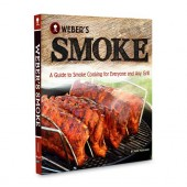 "Weber's 192 page ""Smoke"" Cookbook"