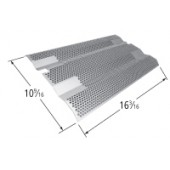 "16-3/16"" x 10-9/16"" Stainless Steel Heat Plate"