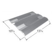 "13-3/16"" x 10-9/16"" Stainless Steel  Heat Plate"