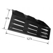 "12-1/8"" X 6-3/8"" Porcelain Coated Steel Heat Plate"