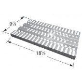 "18-5/8"" x 9 7/8"" DCS Stainless Steel Heat Plate"