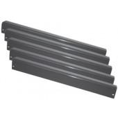Weber (5) Repl. Porc. Heat Plate 17-5/8 X 2-1/4