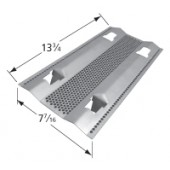 "13-3/4"" X 7-7/16"" Stainless Steel Heat Plate"