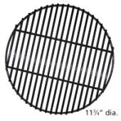 "11-3/4"" Diameter Porcelain Coated Steel Wire Briquette Grate"